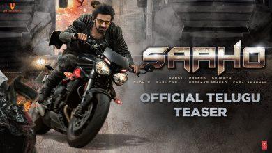 Photo of Saaho Official Teaser: Telugu   Prabhas   Shraddha Kapoor   Sujeeth   UV Creations
