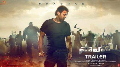 Photo of Saaho Trailer: Telugu | Prabhas | Shraddha Kapoor | Sujeeth | UV Creations