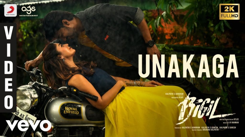 Unakaga Video Song Download
