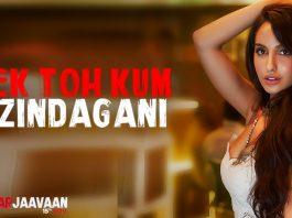 Ek Toh Kum Zindagani Video Download