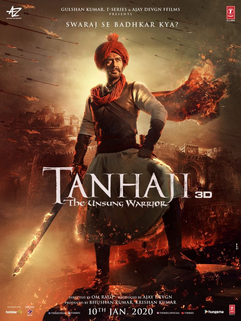 Tanhaji Video Songs Download
