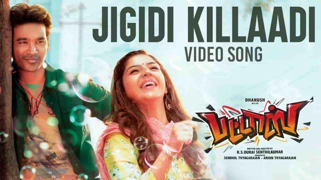 Jigidi Killaadi Video song Download