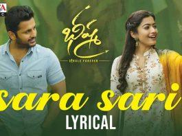 Sara Sari Video Song Download