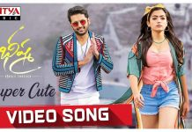 Super Cute Video Song Download